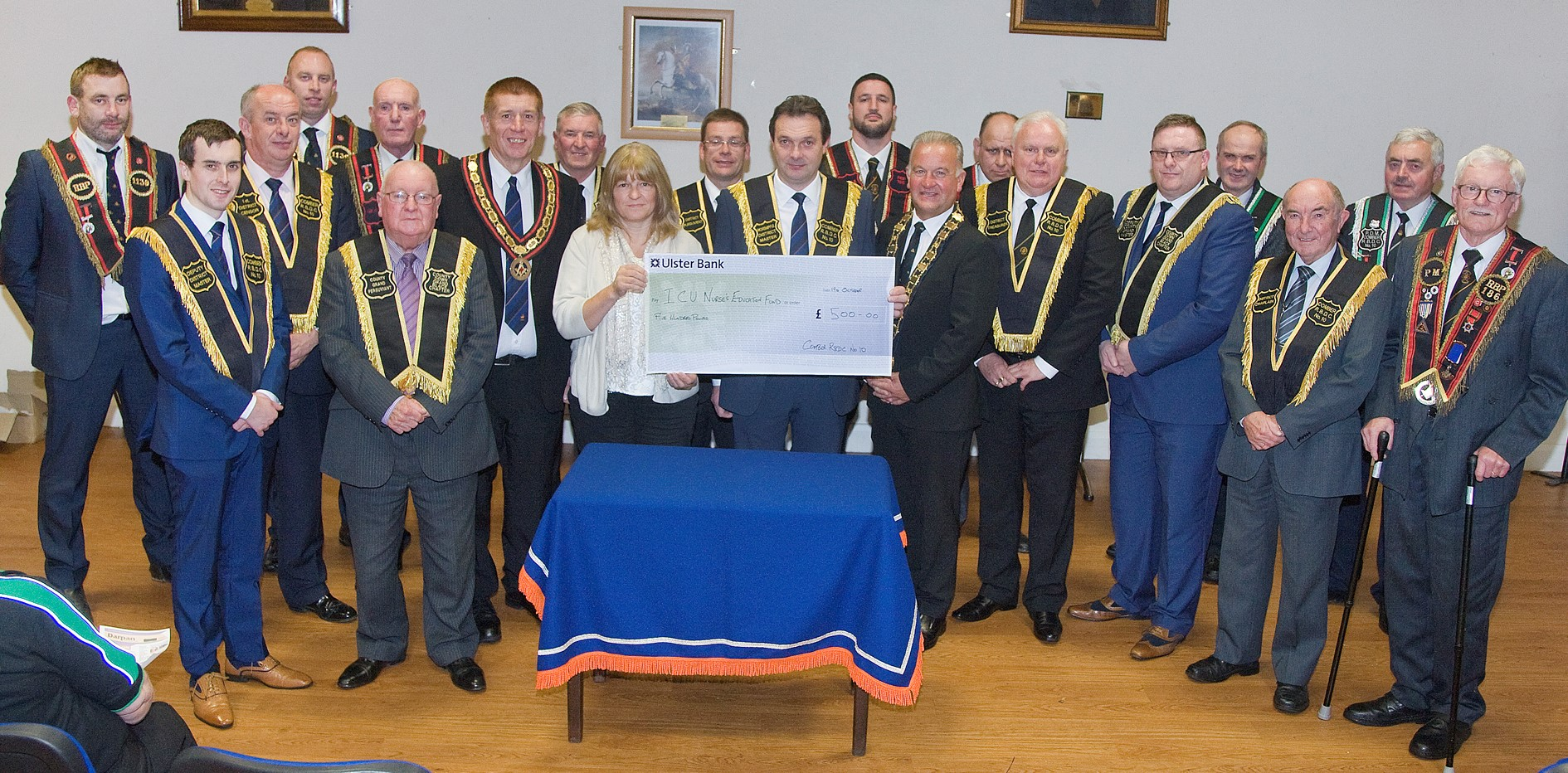 County Down Grand Black Chapter